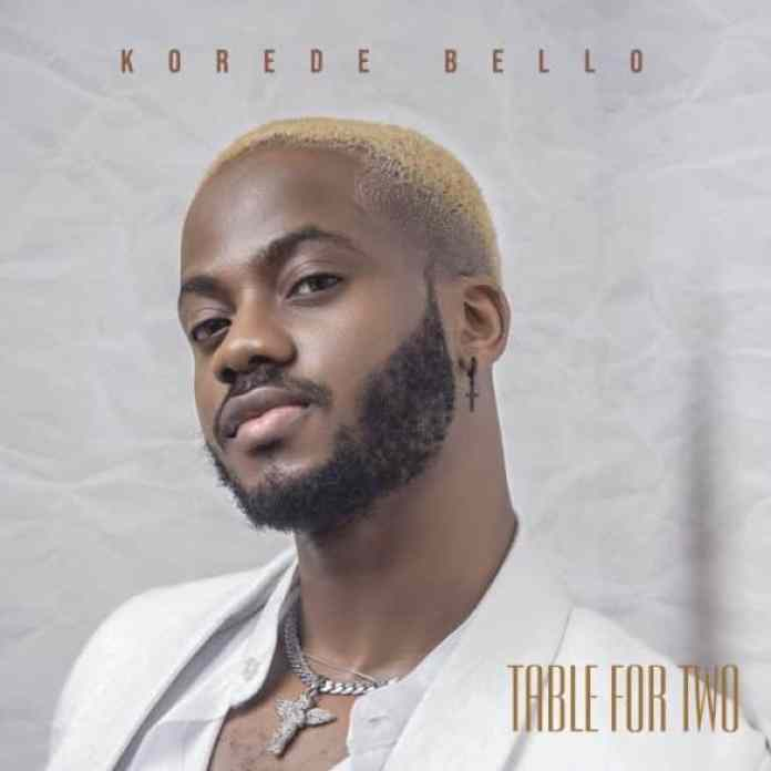 Korede Bello Set To Drop 'Table For Two' EP
