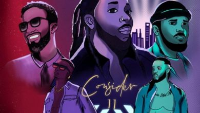Photo of [Music] Del B ft. Wizkid, Flavour, Kes, Walshy Fire – Consider (Remix)