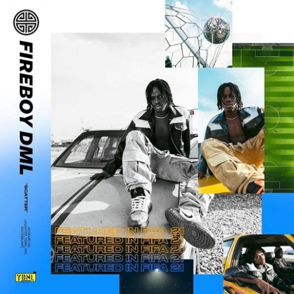"""Fireboy's """"Scatter"""" featured in FIFA 2021 soundtrack"""