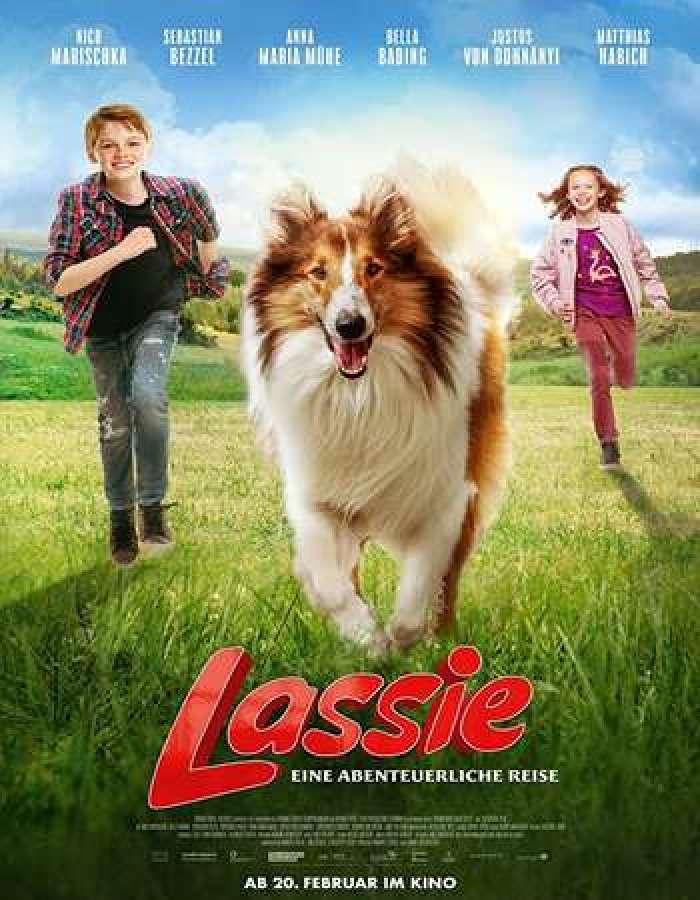 Lassie Come Home (2020) Full Movie