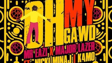 Photo of [Music] Mr Eazi & Major Lazer ft. Nicki Minaj, K4MO – Oh My Gawd
