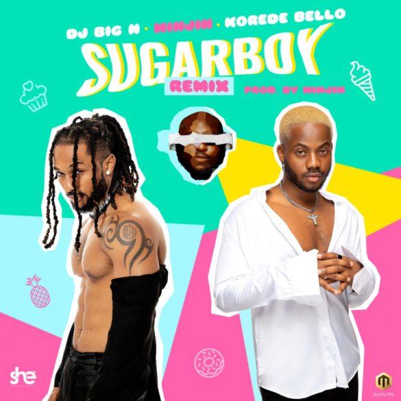 Minjin ft. Korede x Dj Big N – Sugarboy (Remix)
