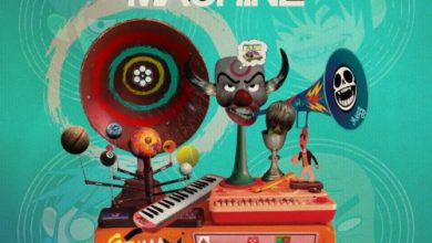 Gorillaz ft. Moonchild Sanelly – With Love To An Ex Mp3