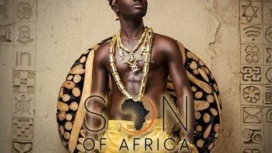 Photo of [Album] Kuami Eugene – Son Of Africa