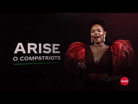 2Baba ft. Rema, Yemi Alade & Cobhams Asuquo – Arise O' Compatriots