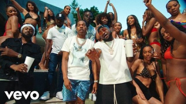 Davido ft. Lil Baby – So Crazy Video