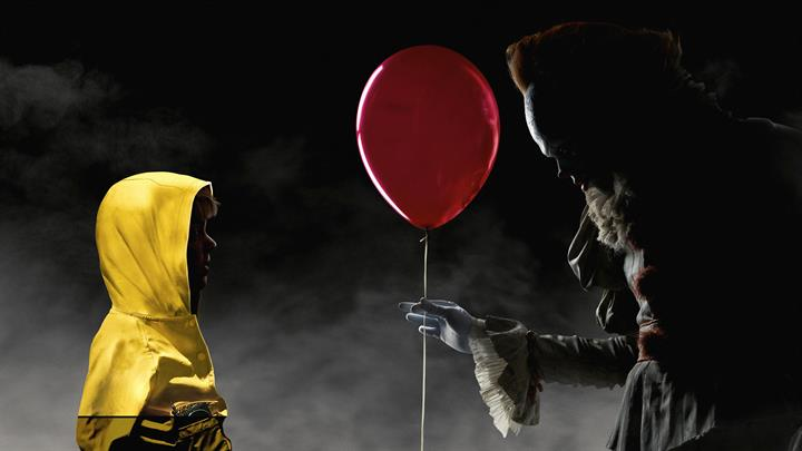 it palloncino bambino film horror