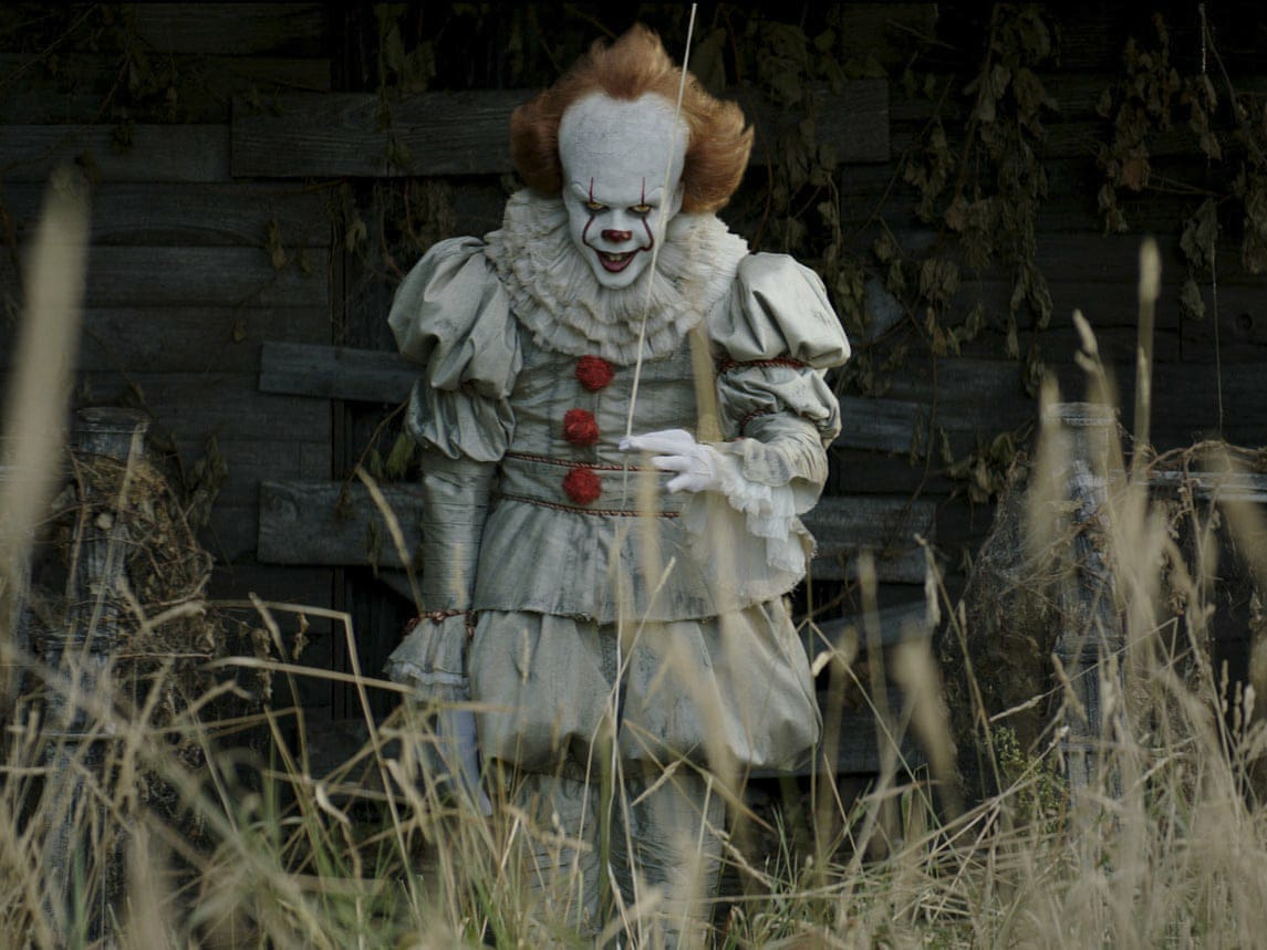 Pennywise versione 2017