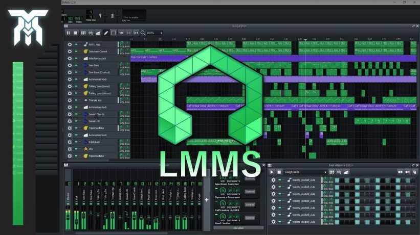 open source software alternative adobe lmms
