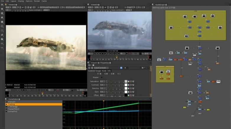 open source software alternative adobe natron
