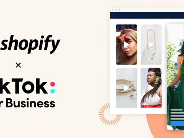 Shopify-TikTok