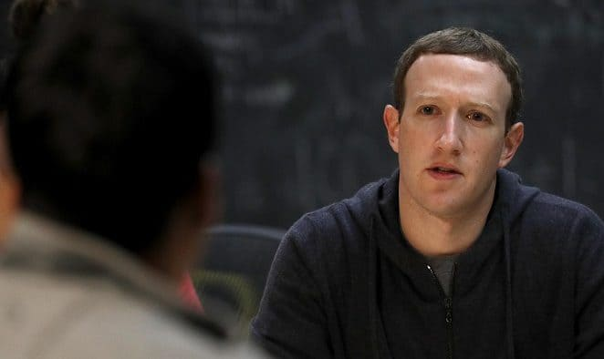Mark Zuckemberg. Facebook e l'Antitrust USA