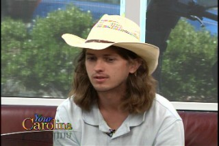 Justin Blackburn on YourCarolina Channel 7
