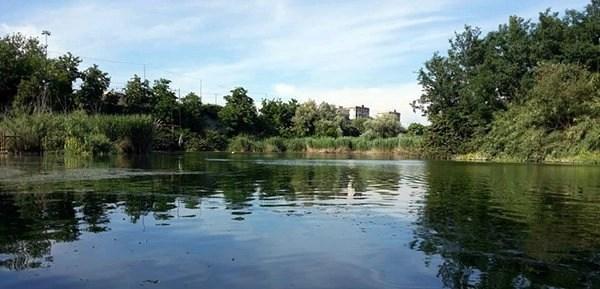 Lago Ex-Snia