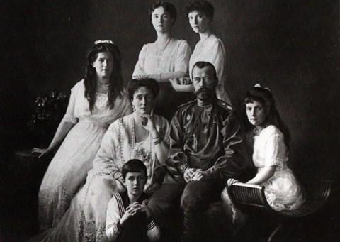 La fine della famiglia Romanov