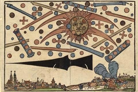 Il mistero del fenomeno celeste di Norimberga