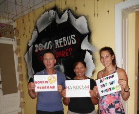 Escape Room - Did we make it out?