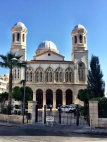 Church of Ayia Napa, Limassol