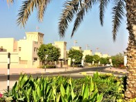 Al Hamra village villas