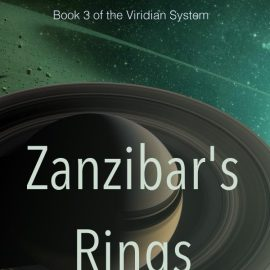 I've finished writing Zanzibar's Rings! #viridianseries