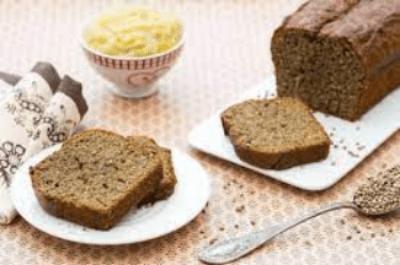 Cake au chanvre