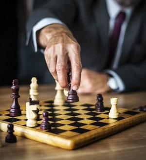 PLR Is Like Chess