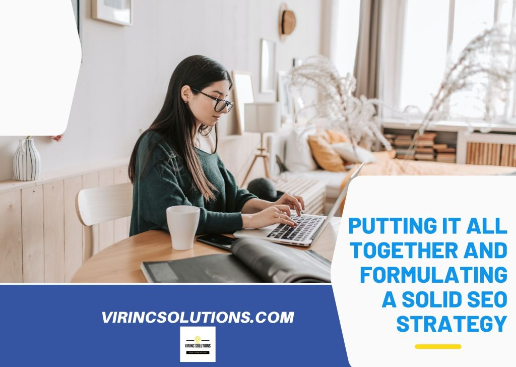 Creating an effective SEO strategy