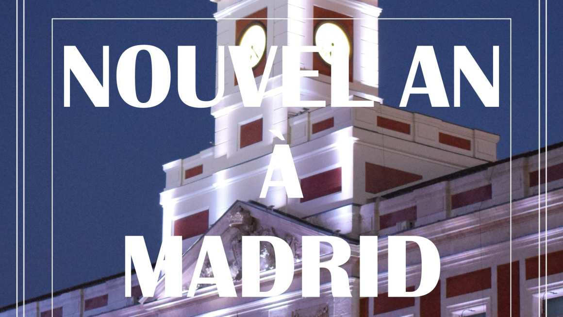 NOUVEL AN À MADRID