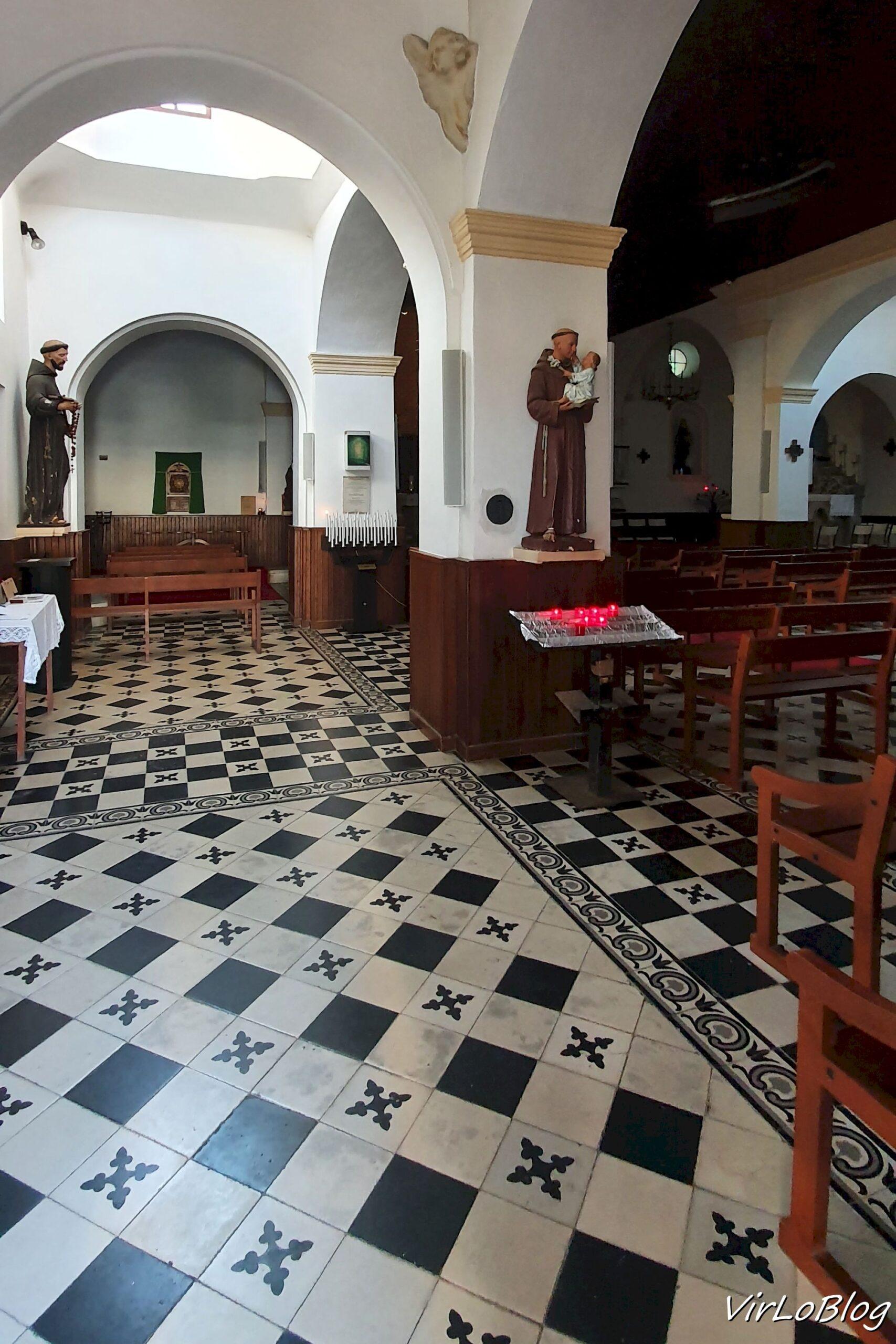 Eglise Saint Erasme Bonifacio