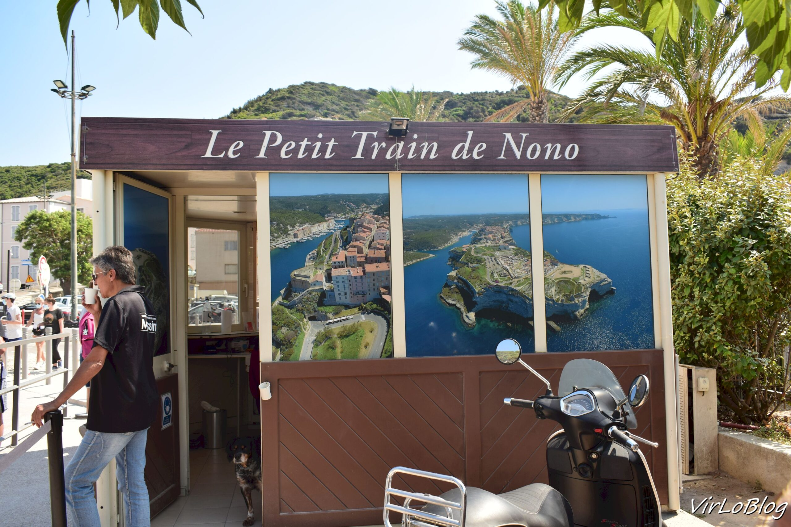 Petit Train Bonifacio