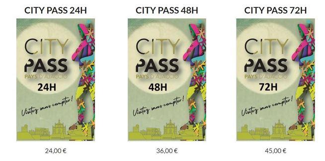 City Pass Ajaccio