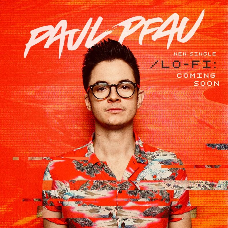 Paul Pfau Lo fi The Voice
