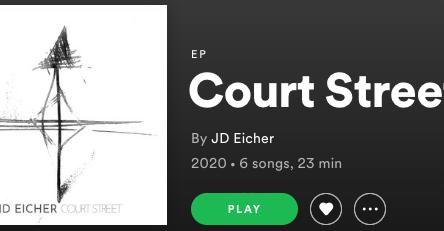 JD EICHER - Court Street