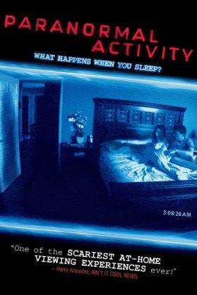 paranormal activity movies