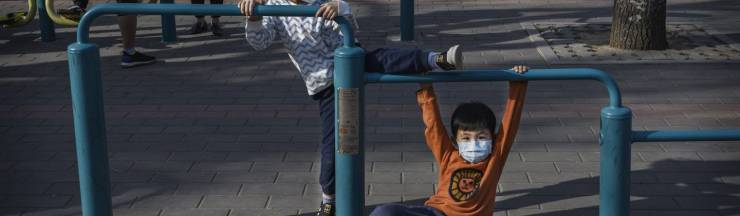 Why does coronavirus seem to affect children less severely?