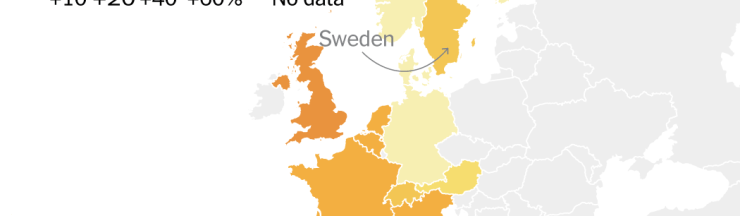 Sweden Stayed Open. A Deadly Month Shows the Risks.