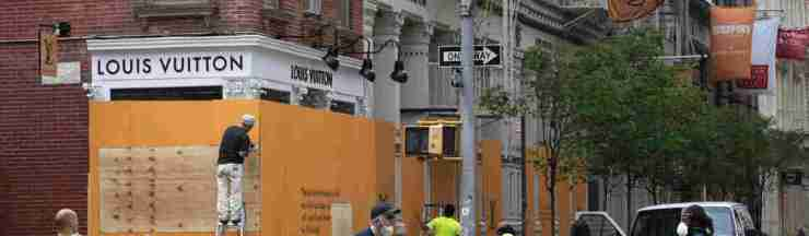 After Lockdown And Unrest, New York City Begins Reopening During Pandemic