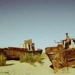 Uzbekistan Moynaq destruction of Aral sea