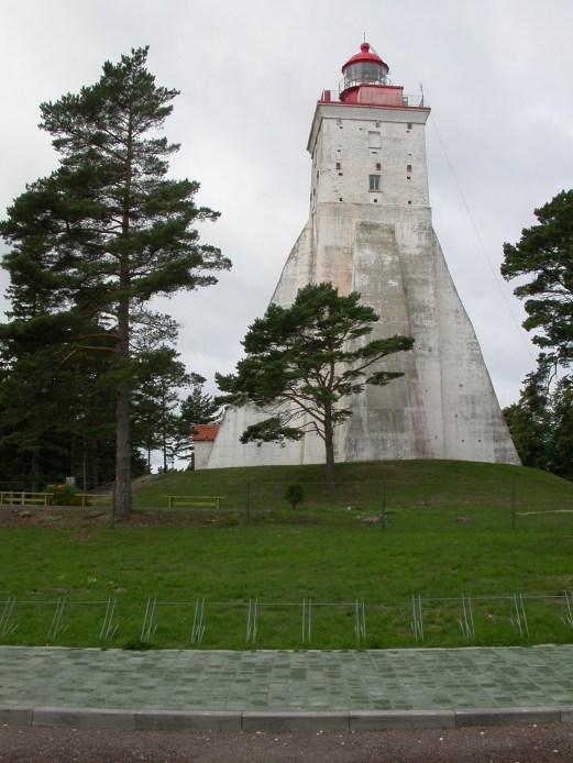 Kõpun majakka on Hiidenmaan tunnetuin maamerkki (c) Timo Nuoranen