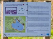 Matkarada kiertää tarvittaessa koko järven (c) Timo Nuoranen