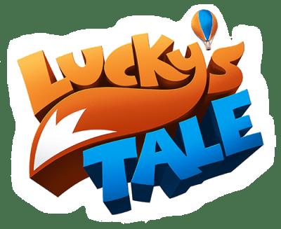 Логотип игры Luckys Tale