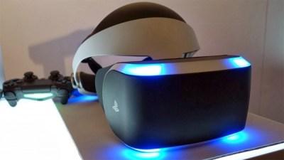 Внешний вид Playstation VR