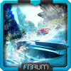 AquaDrome VR Logo