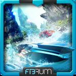 AquaDrome VR Logo