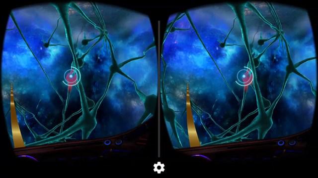 InMind VR скриншот