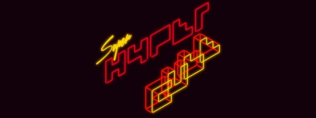 SuperHyperCube Logo