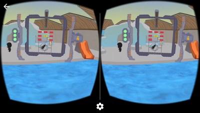 VR Zoo Escape