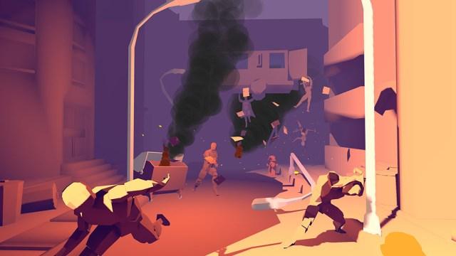 Игра виртуальной реальности DRIFT