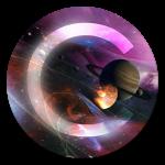 VR Cosmic Roller Coaster