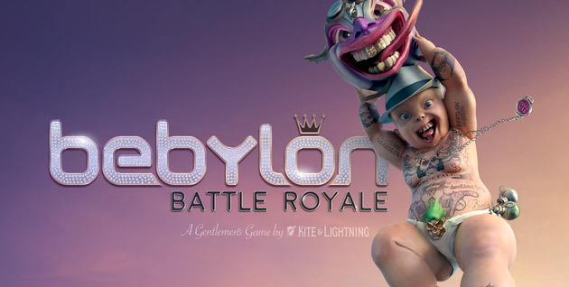 Bebylon Battle Royale screen3